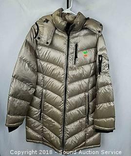Andrew Marc Lightweight Premium Down Jacket - XL