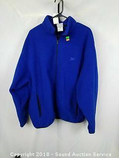 Women's Speedo Long Sleeve Jacket - Large