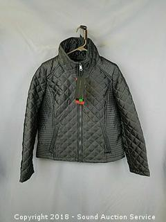 NWT Andrew Marc Quilted Jacket - Medium