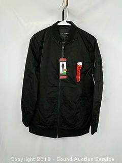NWT Bernardo Boyfriend Bomber Jacket - Medium
