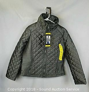 NWT Andrew Marc Quilted Jacket - Small