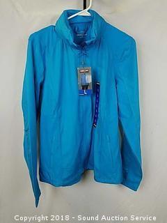 NWT Ladies Active Hooded Jacket - Large