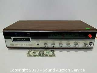 Ross 8-Track AM/FM/MPX Solid State Stereo