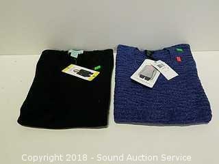 NWT Celeste Cashmere & Calvin Klein Sweaters - S