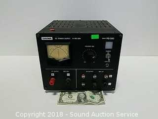 Daiwa DC Power Supply Model PS-300