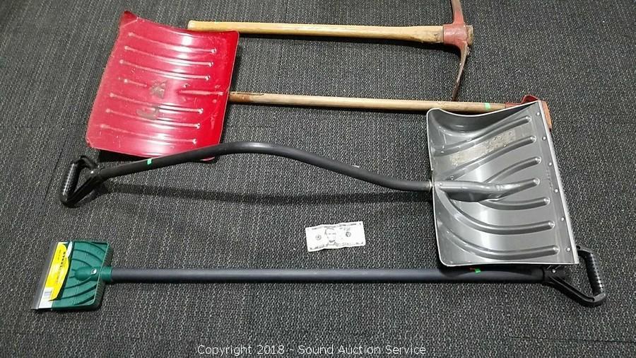 05/22/18 Rustic Yard Art & Home Furnishings Auction