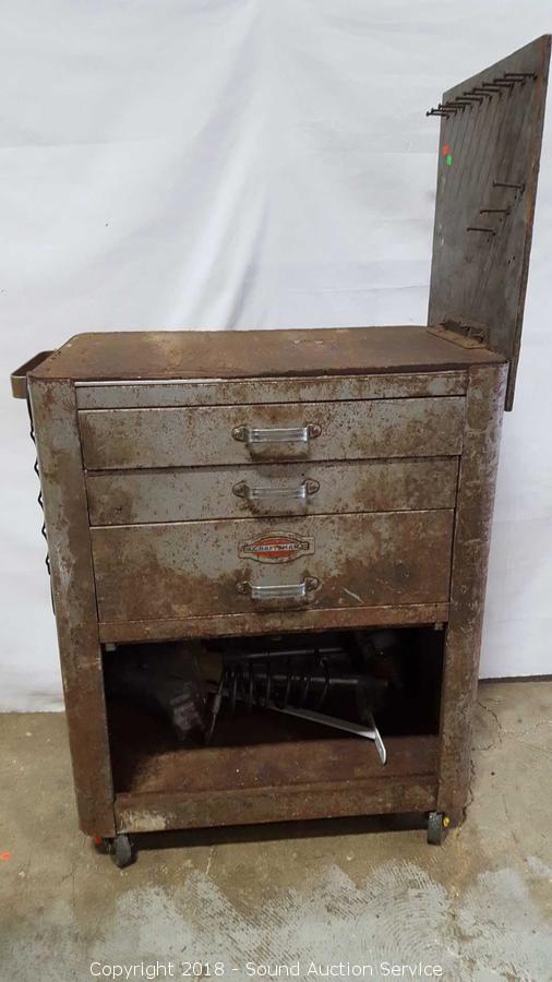 sound auction service - auction: 06/07/18 tools auction item: vtg ...
