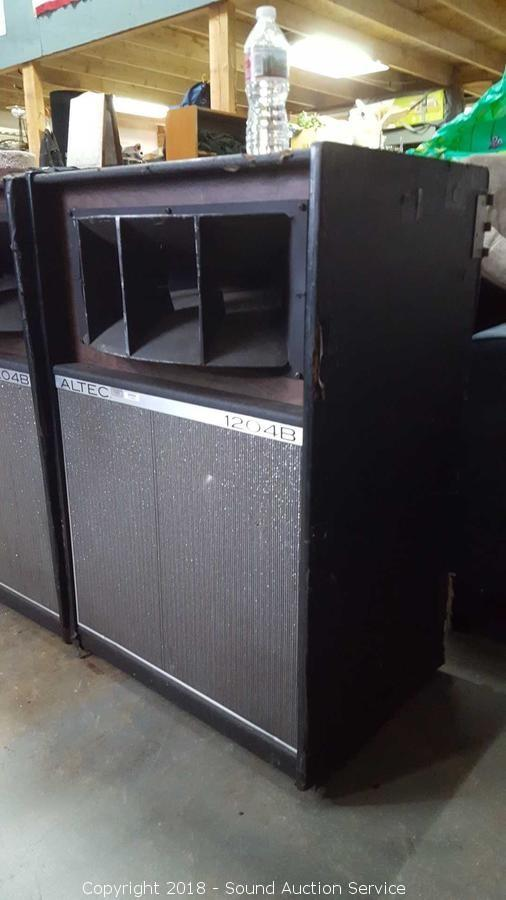 Sound Auction Service - Auction: 06/14/18 Luxury Furniture
