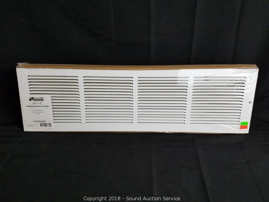 Sound Auction Service - Auction: 11/20/18 Overstock Store Returns