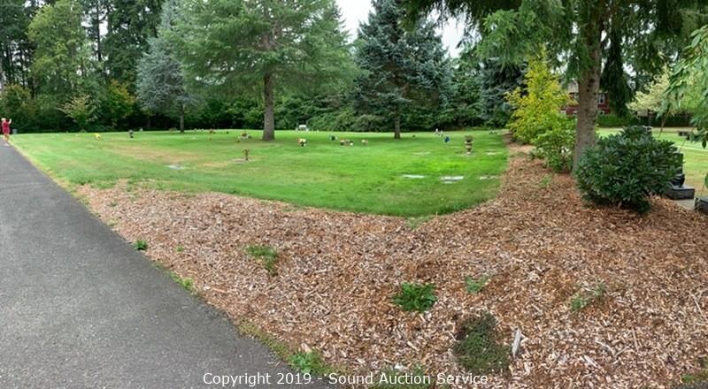 Olympic Memorial Gardens of Memory Cemetery Plot